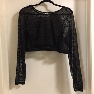 New torrid lace top 3X
